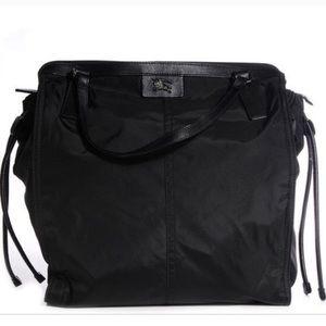 Burberry Black Nylon Tote Bag 🖤